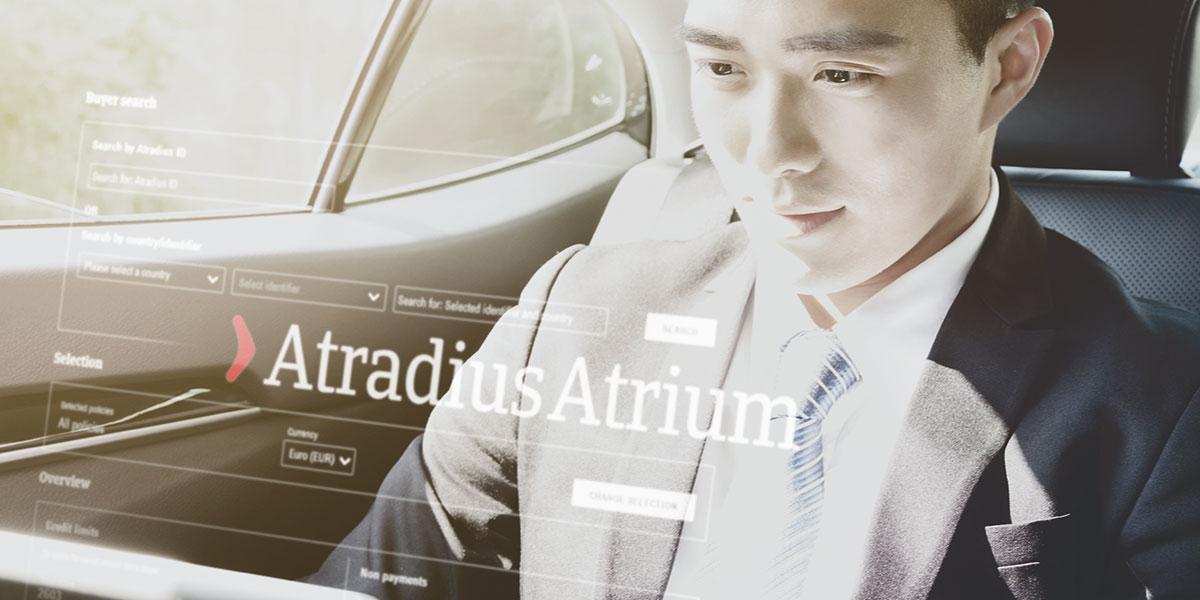 Atradius Atrium | Credit management portal