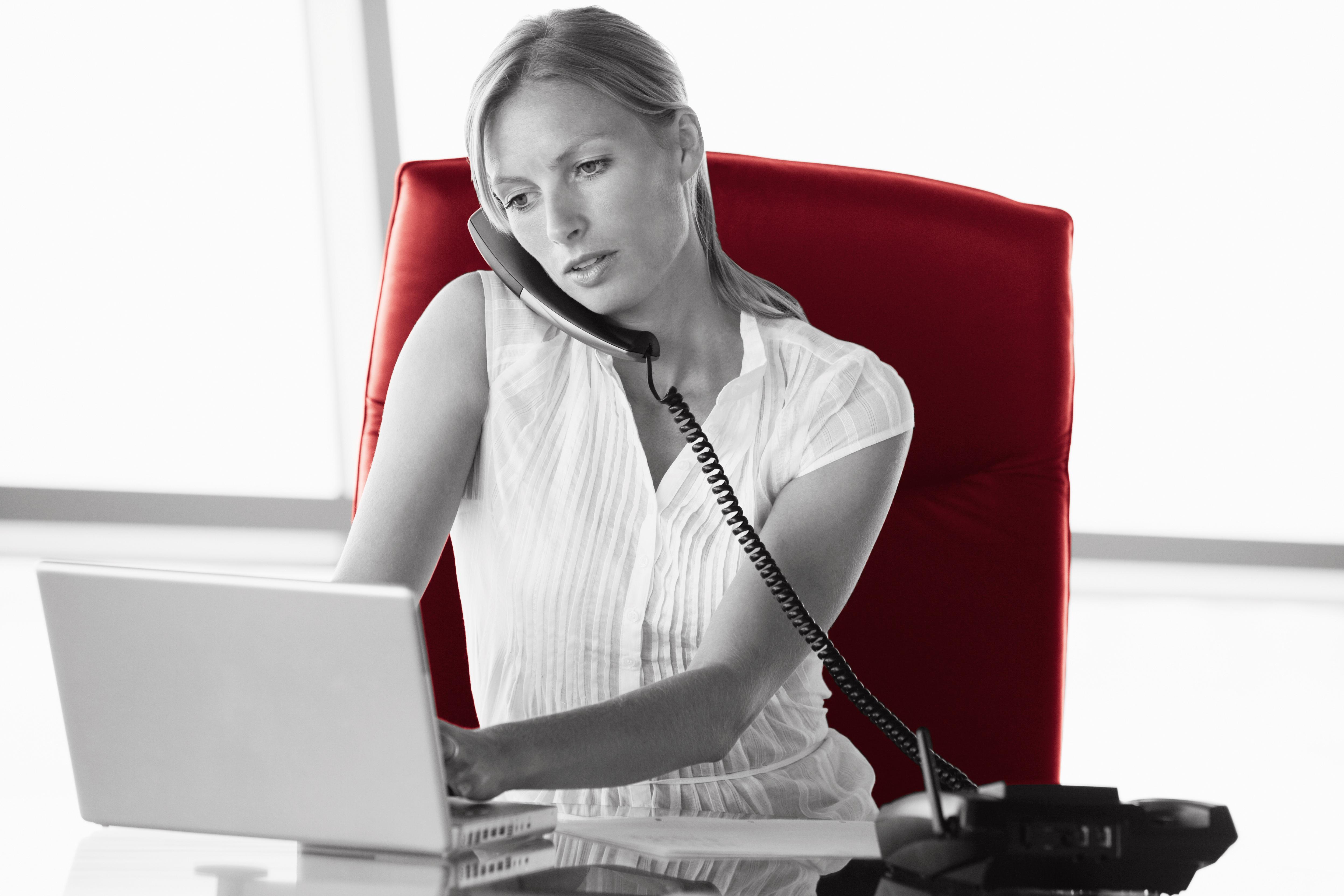 Un recouvrement efficace par téléphone